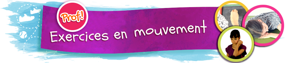 exercices en mouvement