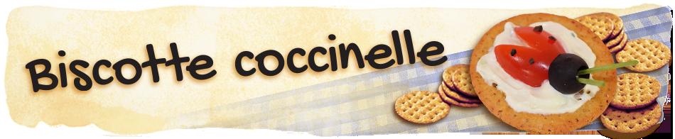 biscotte coccinelle